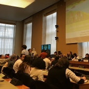 World Social Work Day event in Geneva