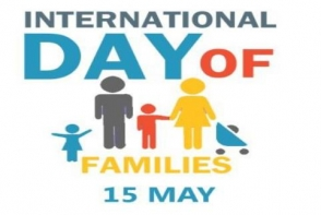 Logo for International Day of Families