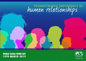 World Social Work Day Poster 2019