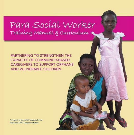Para Social Worker Training Manual & Curricula: Partnering to ...