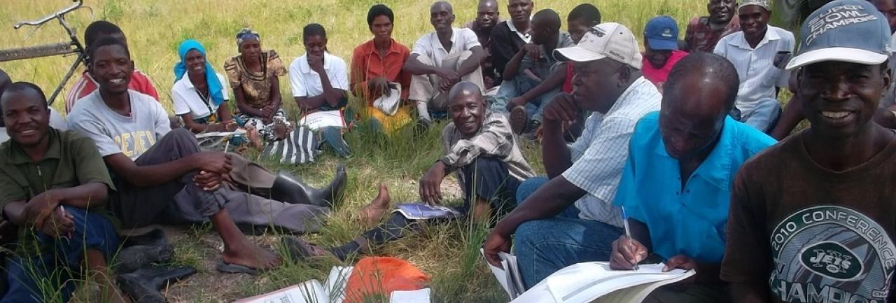 Para professional caregivers in Zambia