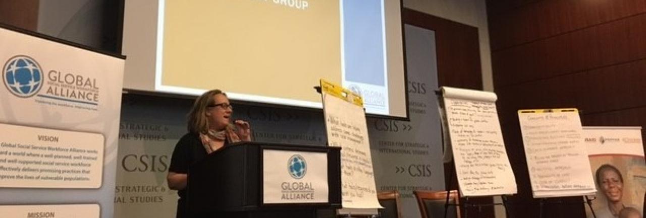 Speaker at 4th Annual Symposium in 2017
