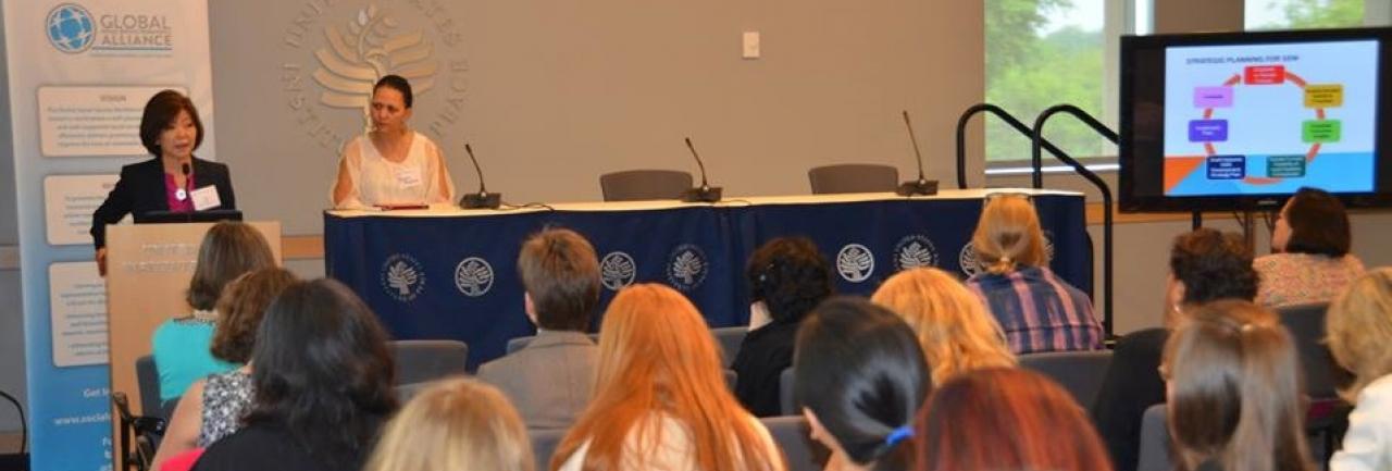 Speakers at 2016 Symposium